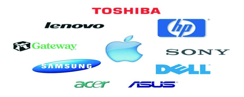 Naprawiamy wszytkie marki laptopów