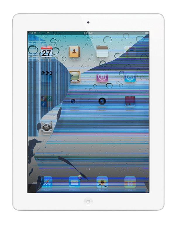 Wymiana ekranu w tablecie