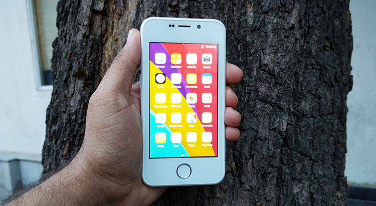 Smartfon za 15 zł. Hinduska myśl technologiczna