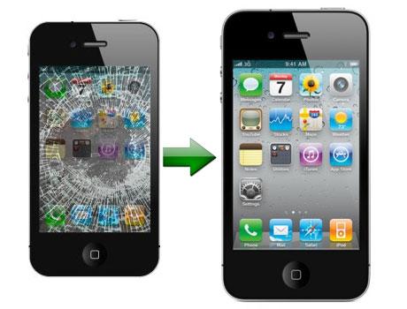 Wymiana szyb, dotyków w Smartfonach IPhone, Samsung, LG, Nokia, Sony